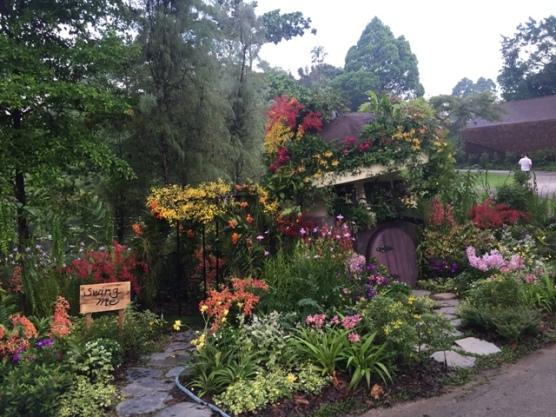 Garden Scenes 1
