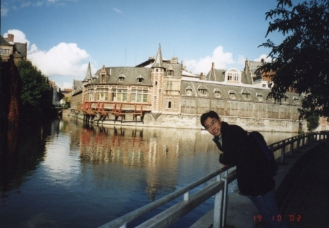 Gent Canal day