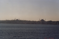 Getting into Istanbul by cruise