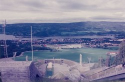 Lillehammer Ski jump 5