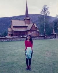 Lom Stave Church 7
