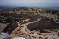 Mycenean city2