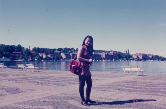 Outside Stockholm city hall 3