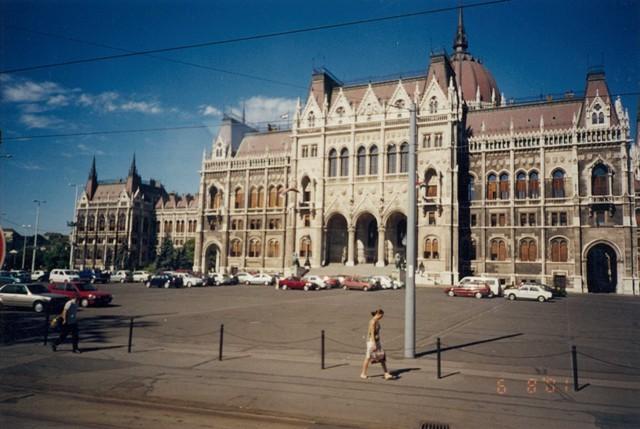 Thundering into Hungary