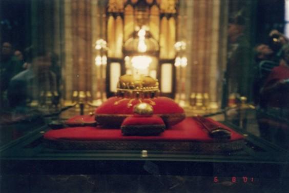 Parliament Royal Crown