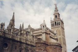 Sevilla Cathedral 2