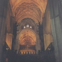 Sevilla Cathedral 3