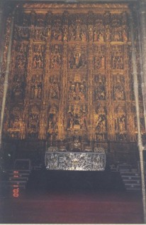 Sevilla Cathedral 4