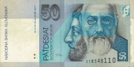 Slovakia Koruna 2