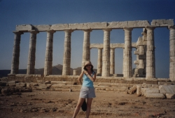 Sounion temple of Poseidon 2