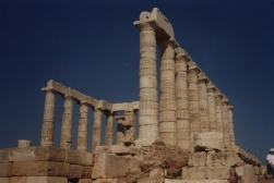 Sounion temple of Poseidon 3