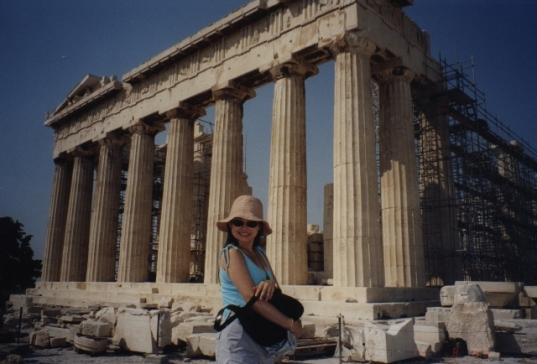 The Parthenon 1