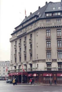 The Plaza hotel 1