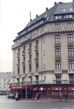 The Plaza hotel 1