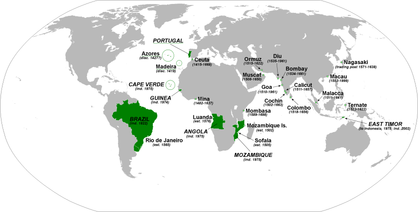 The Portuguese Empire