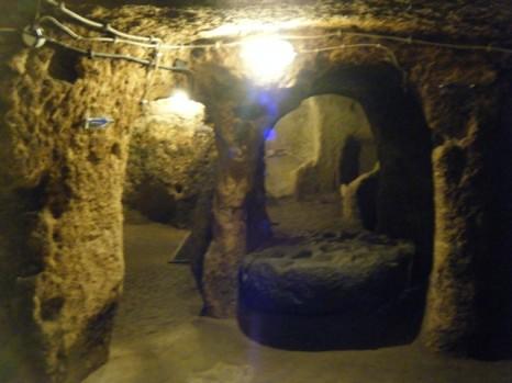 Underground City Kaymakli4