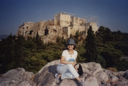 Walking to the Acropolis 2