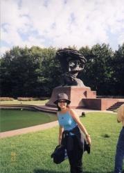 Warsaw - Chopin park1