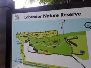 Labrador Park map