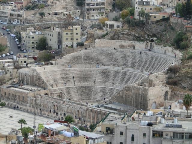 Citadel panoramic view of Amphitheatre1