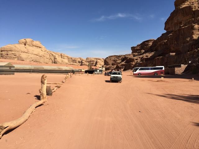 Desert safari drive 1