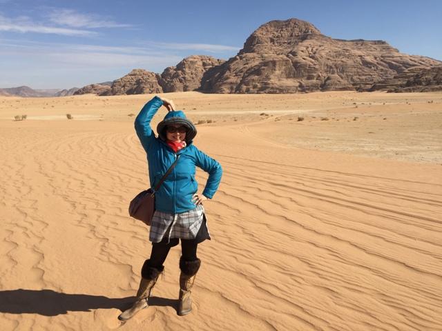 Desert safari drive 34