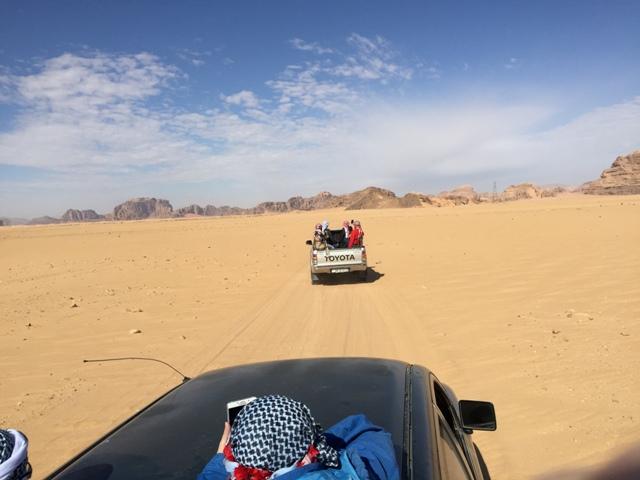 Desert safari drive 5