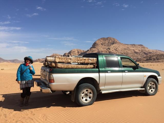 Desert safari drive 57