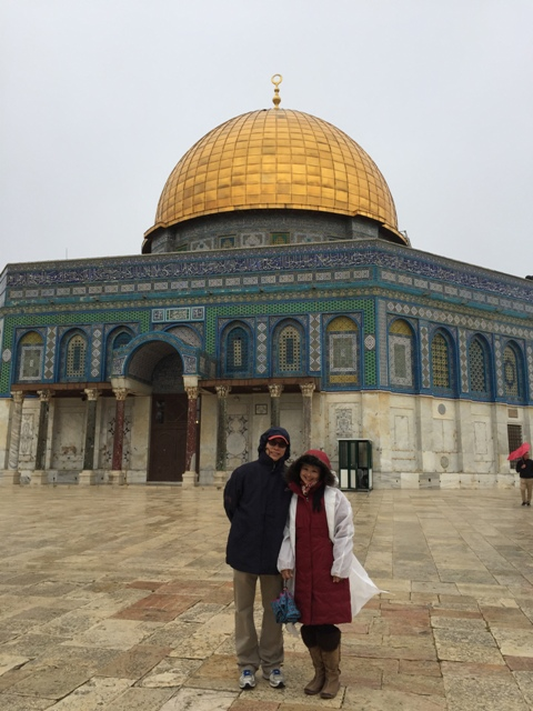 Dome of the Rock 15