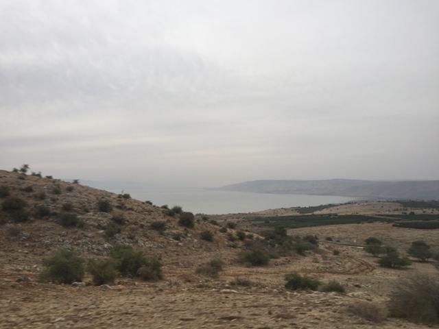 Drive to Golan 5