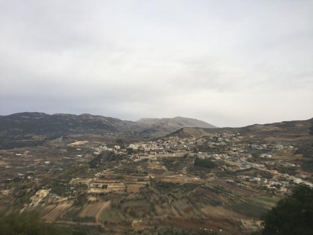 Drive to Golan 7