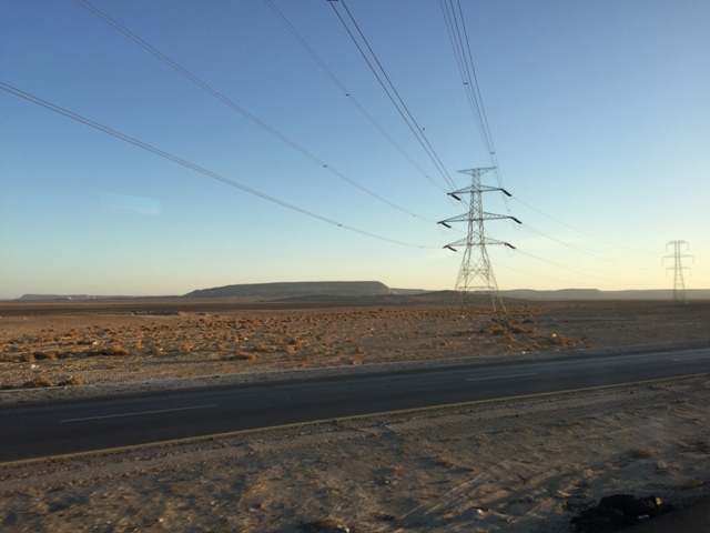 Drive to Petra 7