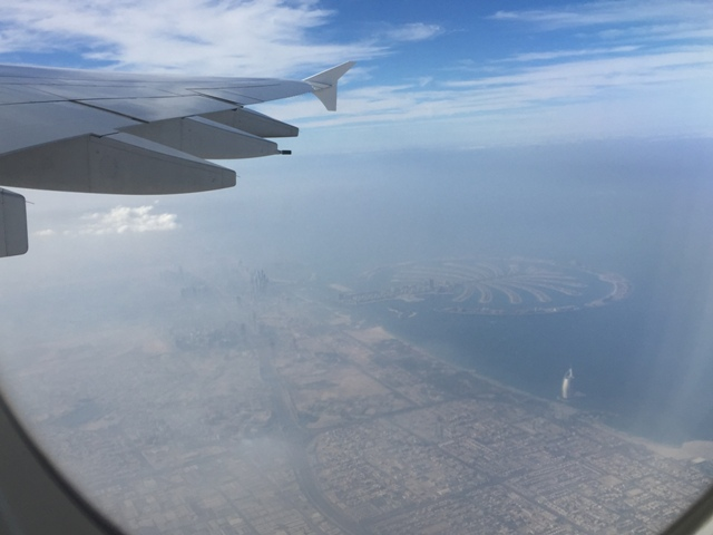 Flying out of Dubai 10