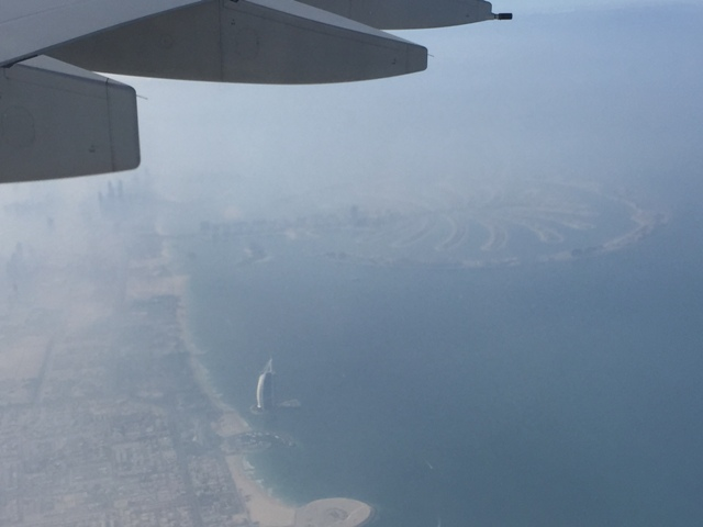 Flying out of Dubai 6