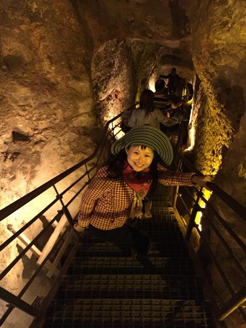 Hezekiah tunnel 10