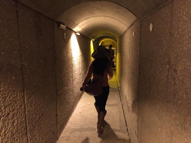 Hezekiah tunnel 8