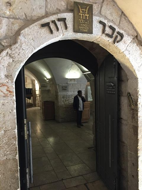 King David tomb3