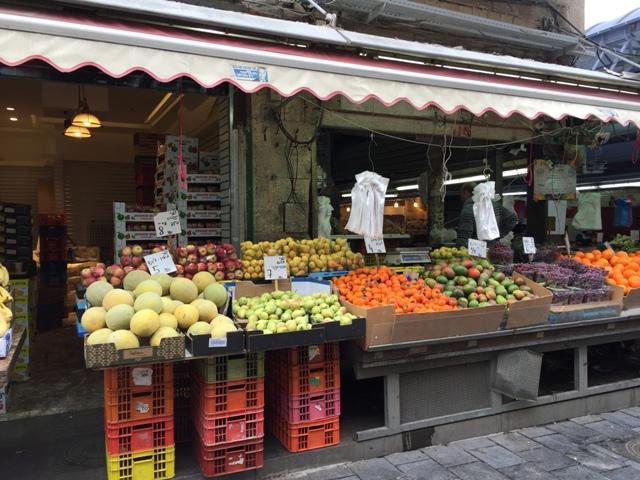 Machane Yehuda market 1