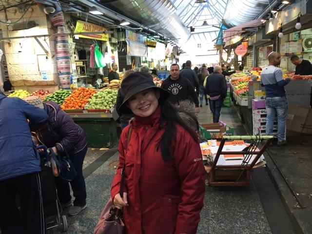Machane Yehuda market 8