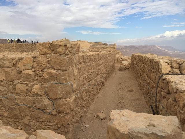 Masada main square 12