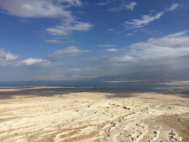 Masada - the trip down2