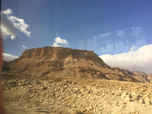 Masada - the trip down9