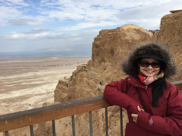 Masada viewpoints 6