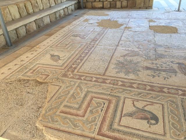 Memorial to Moses mosaics 11