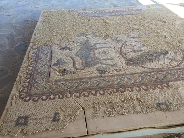 Memorial to Moses mosaics 6