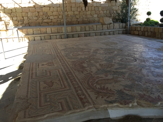 Memorial to Moses mosaics 8