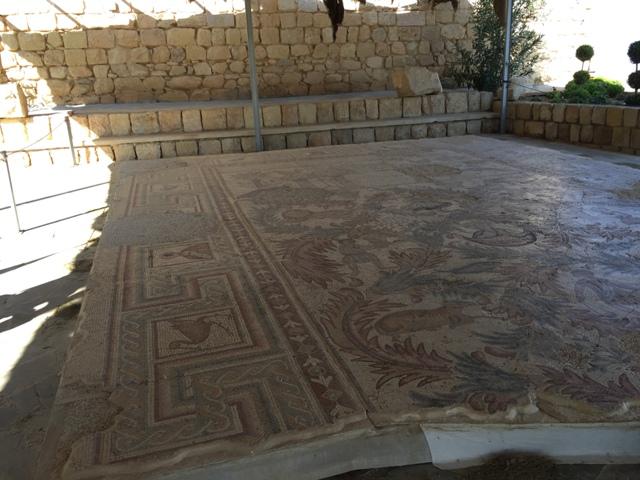 Memorial to Moses mosaics 8