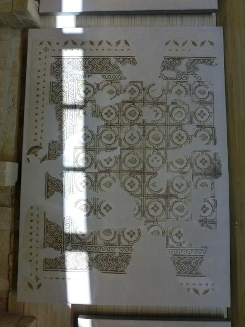 Mt Nebo church mosaics18