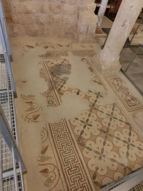 Mt Nebo church mosaics21