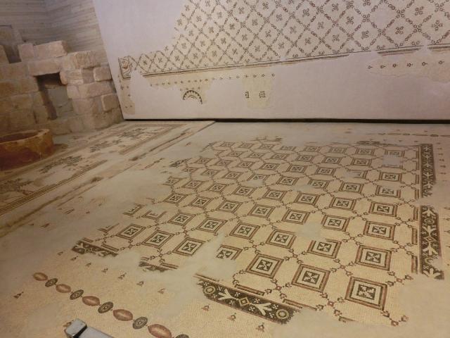 Mt Nebo church mosaics25